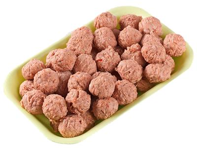 Фрикадельки мясные 0,500 гр./подл.