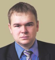 """Исполнительный директор ООО НПЦ """"Агропищепром"""" С.А. Колесников"""