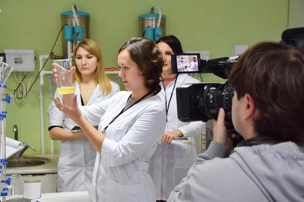 Лабораторные исследования горошка зеленого