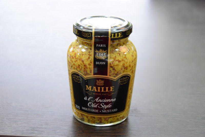 «MAILLE» горчица традиционная