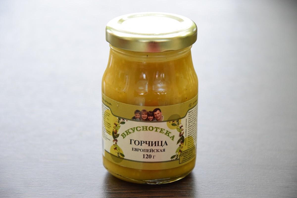 ООО «Пищехимпродукт» горчица «Европейская»