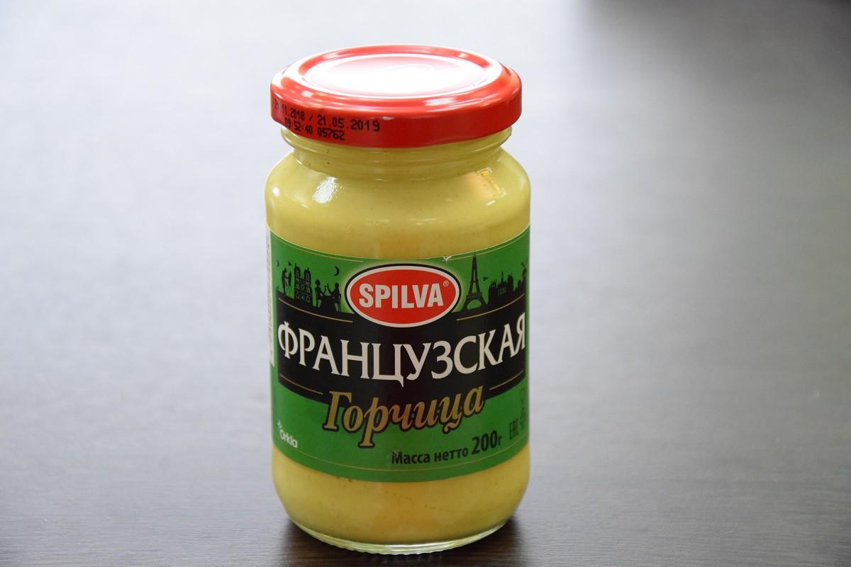 «SPILVA» горчица французская