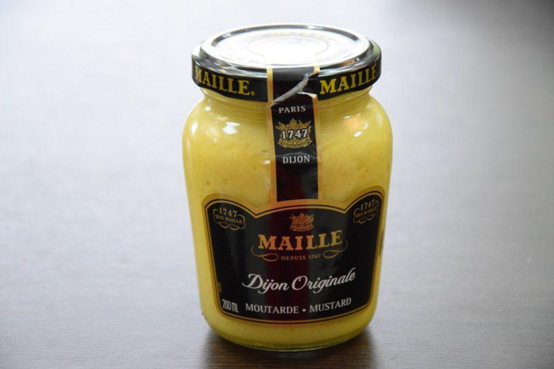 «MAILLE» горчица дижонская оригинальная