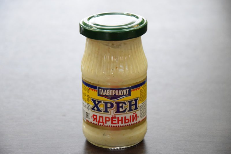 Хрен «Ядреный» «Главпродукт»