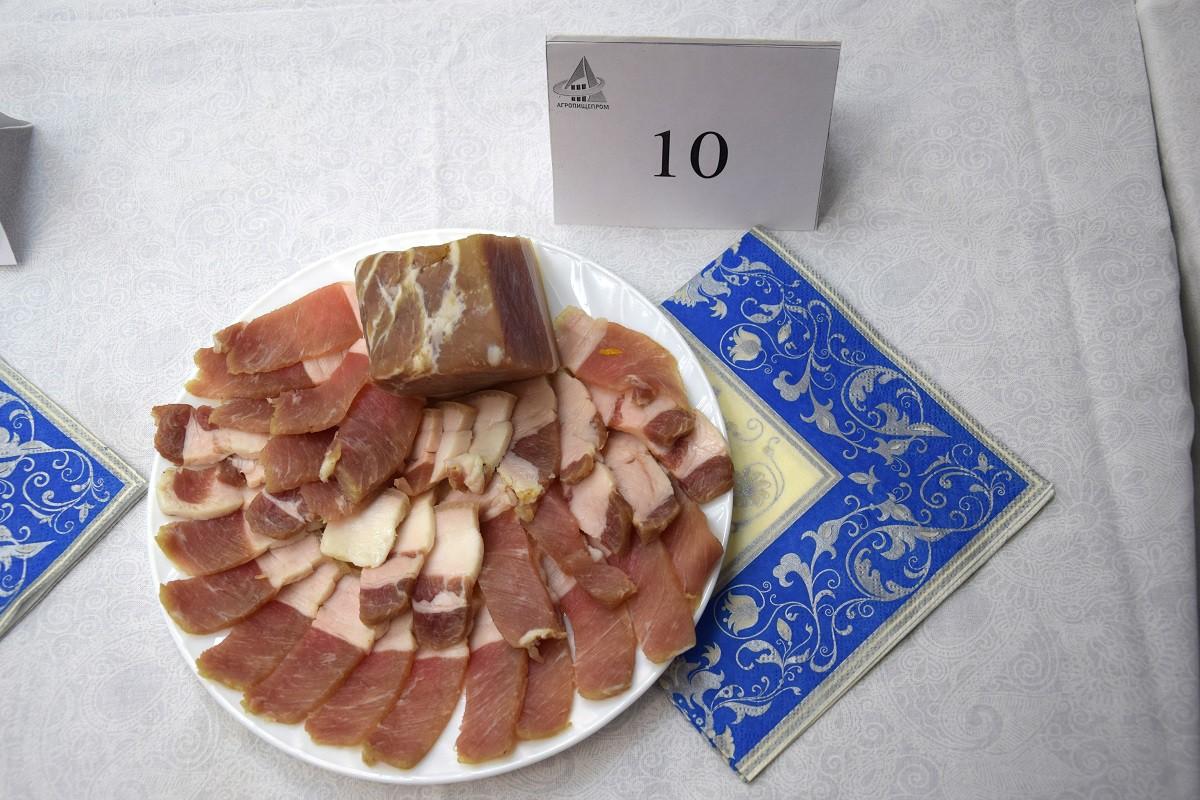 Сало с прослойками мяса «Брест-литовский»
