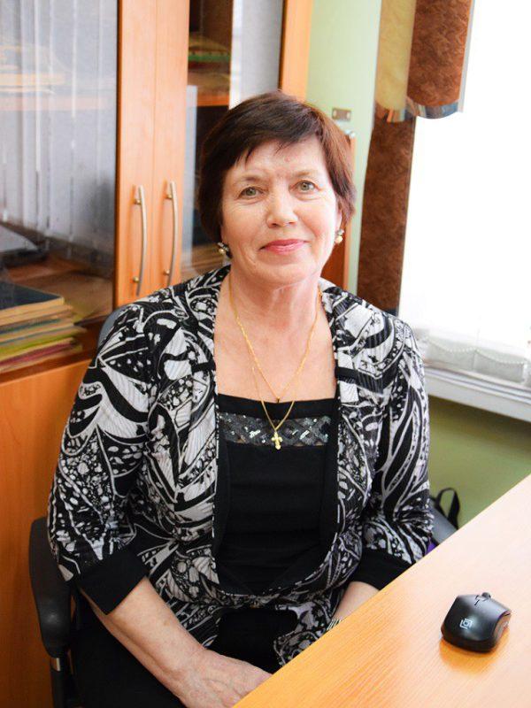 Денисова Тамара Степановна