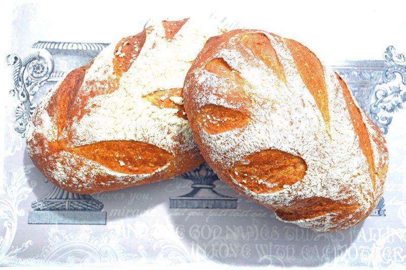 """Хлеб """"Яблочный"""" подовый на закваске"""